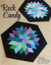 Rock Candy Table Topper - Jaybird Quilts